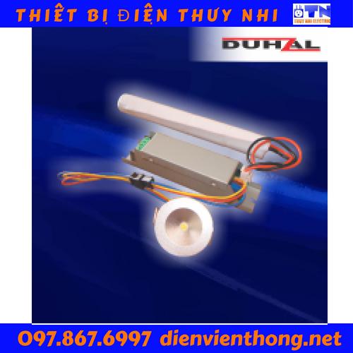 Đèn sạc khẩn cấp âm trần 3w HT-3W DUHAL