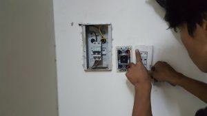 thi công điện
