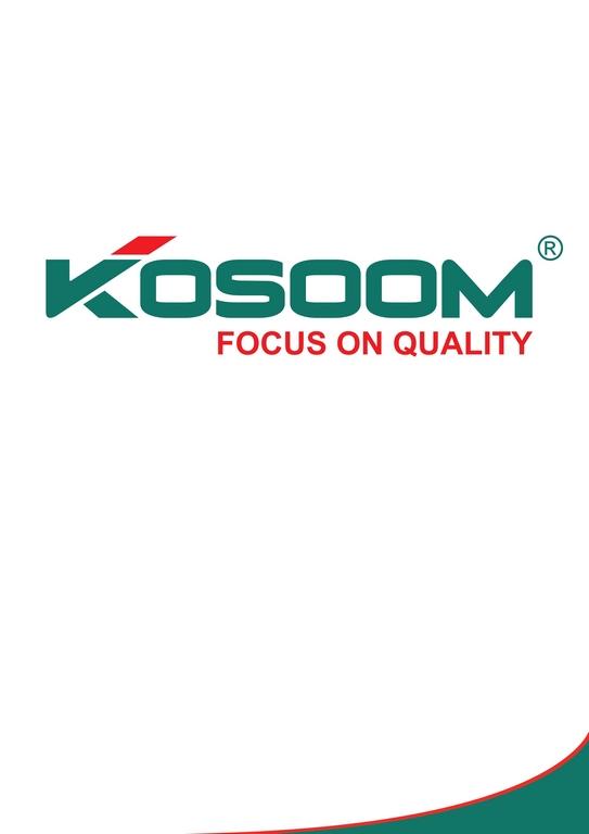 Bảng giá đèn chiếu sáng Kosoom