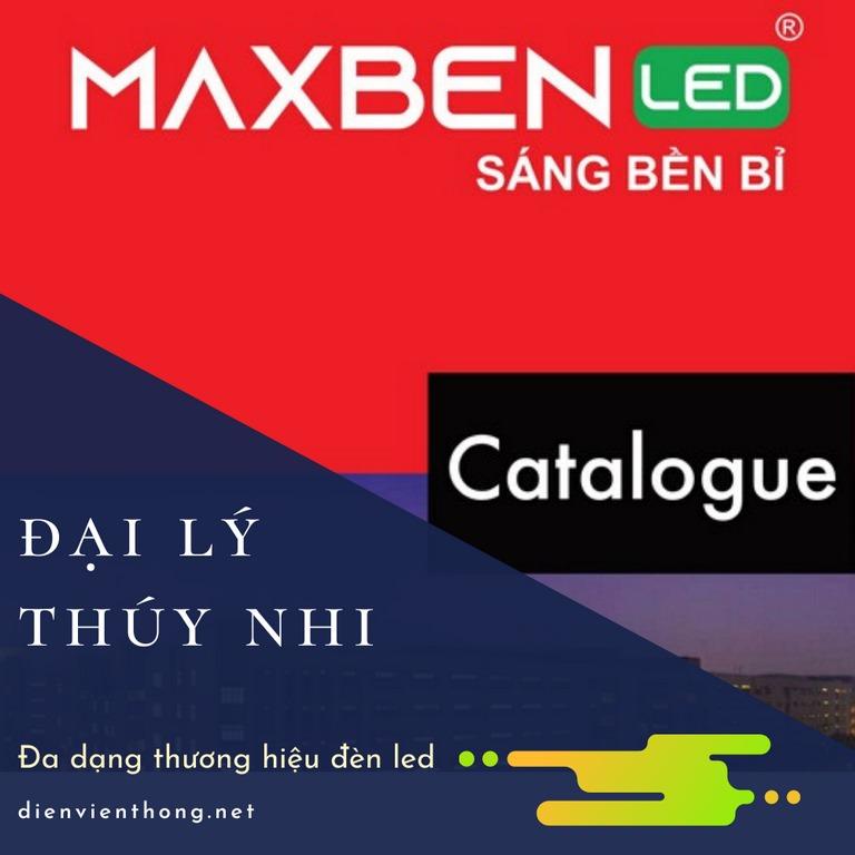 Bảng giá đèn chiếu sáng MAXBEN