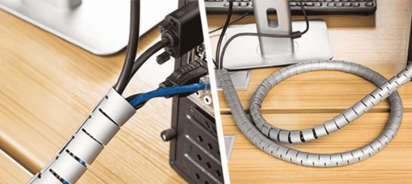Bộ dụng cụ thu gọn dây điện, dây cáp thông minh