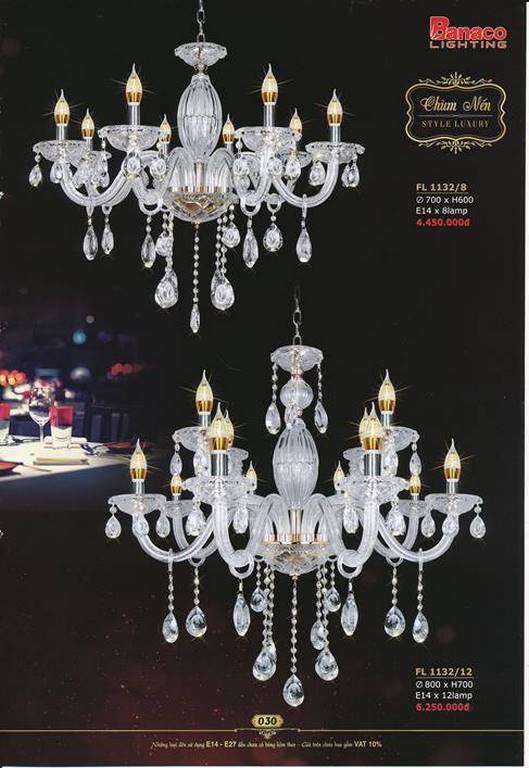Catalogue đèn trang trí Bana Lighting