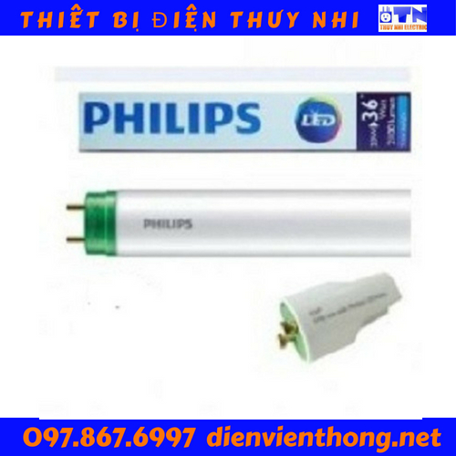 Bóng đèn Led Tube 1m2 20W EcoFit HO Philips