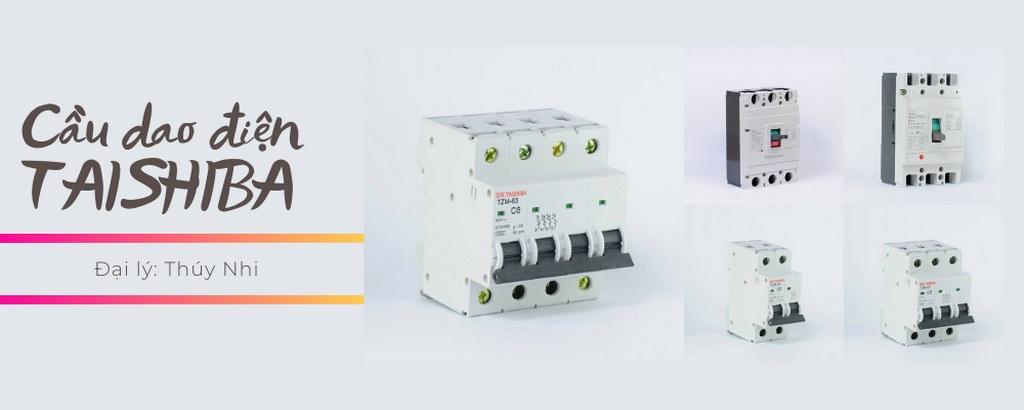 thương hiệu thiết bị điện Taishiba Electric