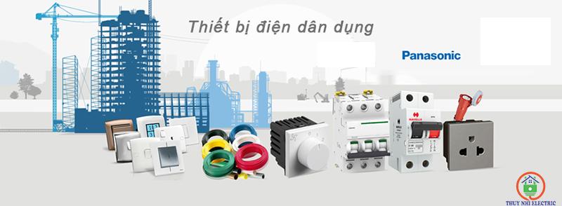 Thiết bị điện panasonic thành phố Hồ Chí Minh