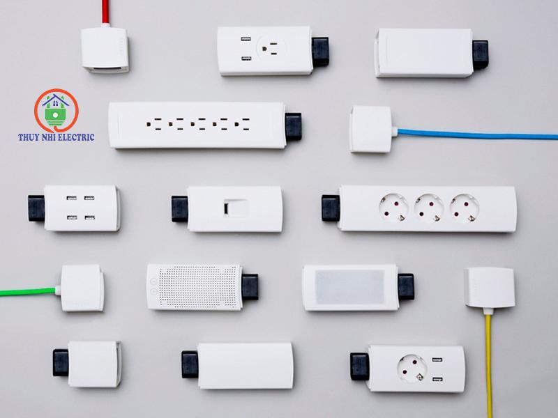 Thiết bị điện thông minh chính hãng
