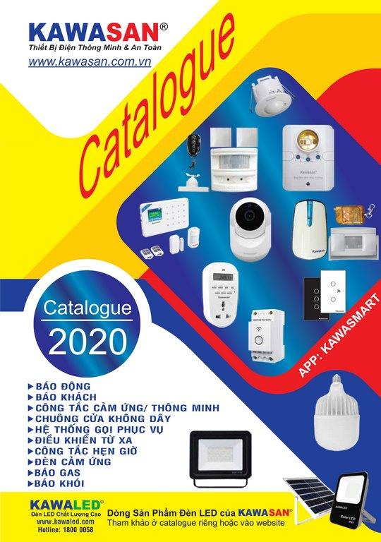 bảng giá thiết bị điện thông minh kawwasan