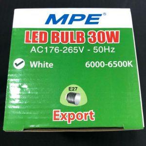 Bóng led bulb 30W MPE MPE-LB-30T