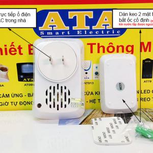 Chuông cửa không dây cao cấp ATA AT-916