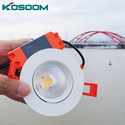 Đèn âm trần COB Kosoom DL-KS-TH-5COB