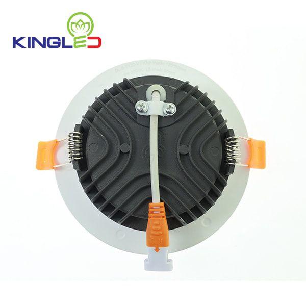 Đèn âm trần tròn 12W Kingled DL-12-T140-DM
