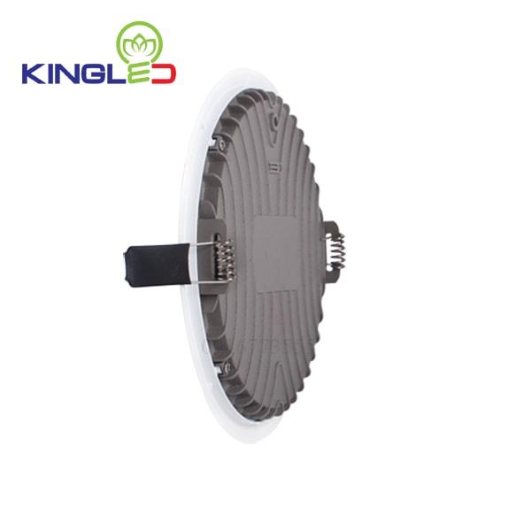 Đèn âm trần tròn 12W Kingled PL-12-T176-T