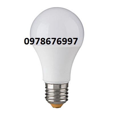 Bóng Đèn Led Bulb Tròn 7W 3000K/4000K/6500K DT-BL07 ENA