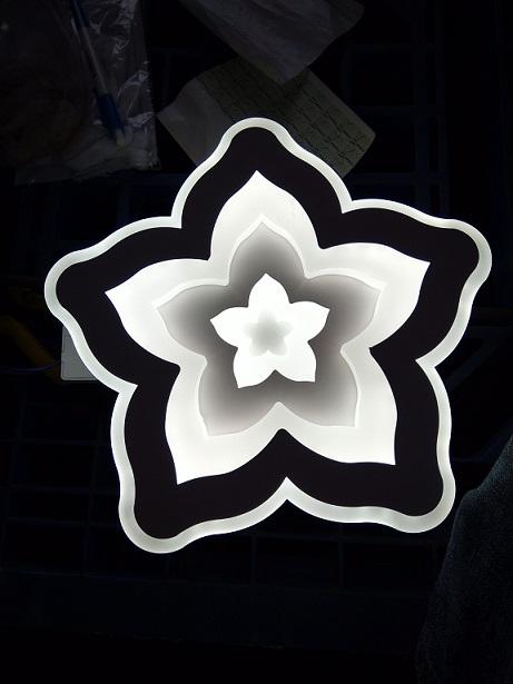 Đèn led gắn tường bông hoa Verona V-8455