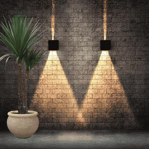 Đèn vách gắn tường Lighting-home VNT-606