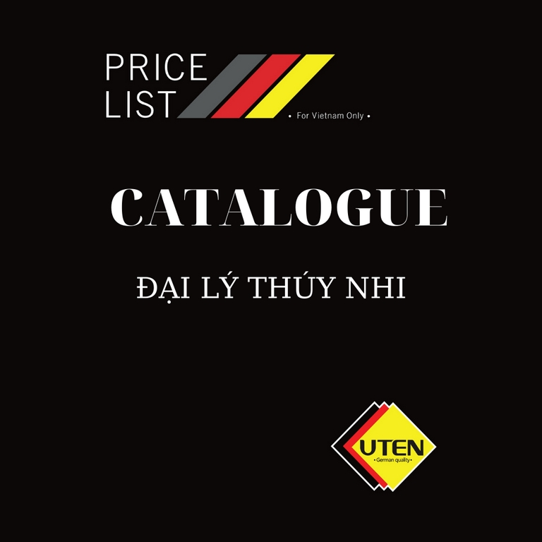 Catalogue và bảng giá công tắc ổ cắm Uten
