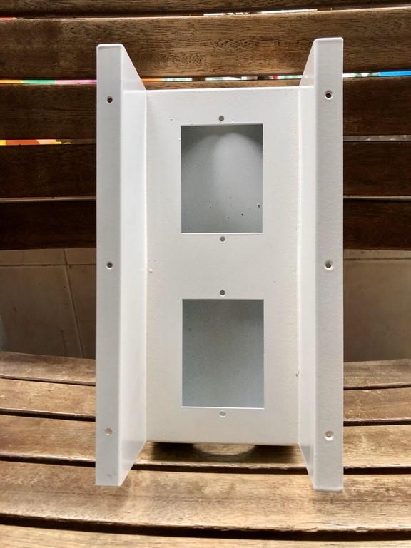hộp điện âm bàn sắt sơn tĩnh điện