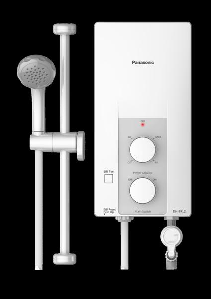 Máy nước nóng trực tiếp Panasonic DH-3RL2VH