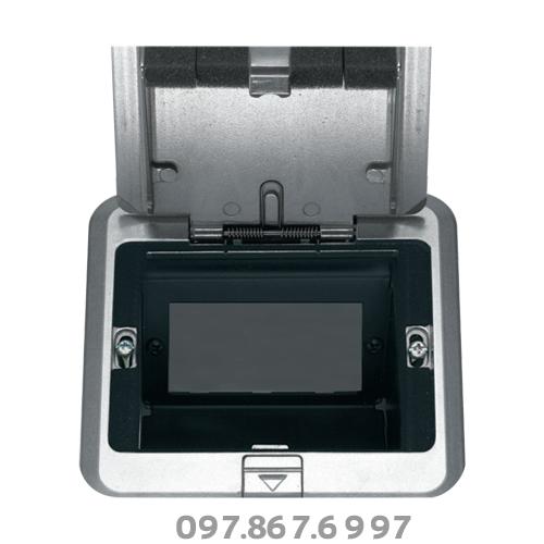 Ổ cắm âm sàn 3 thiết bị Panasonic DUF1200LTK-1