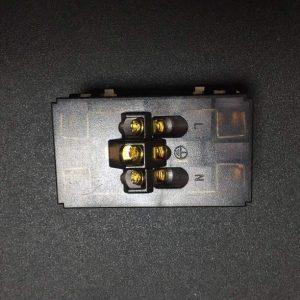 Ổ cắm điện đôi 3 chấu P-13 Sino Amigo