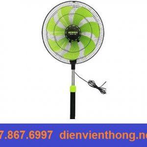 Quạt điện - Quạt đứng thân sắt DTS1607 Senko